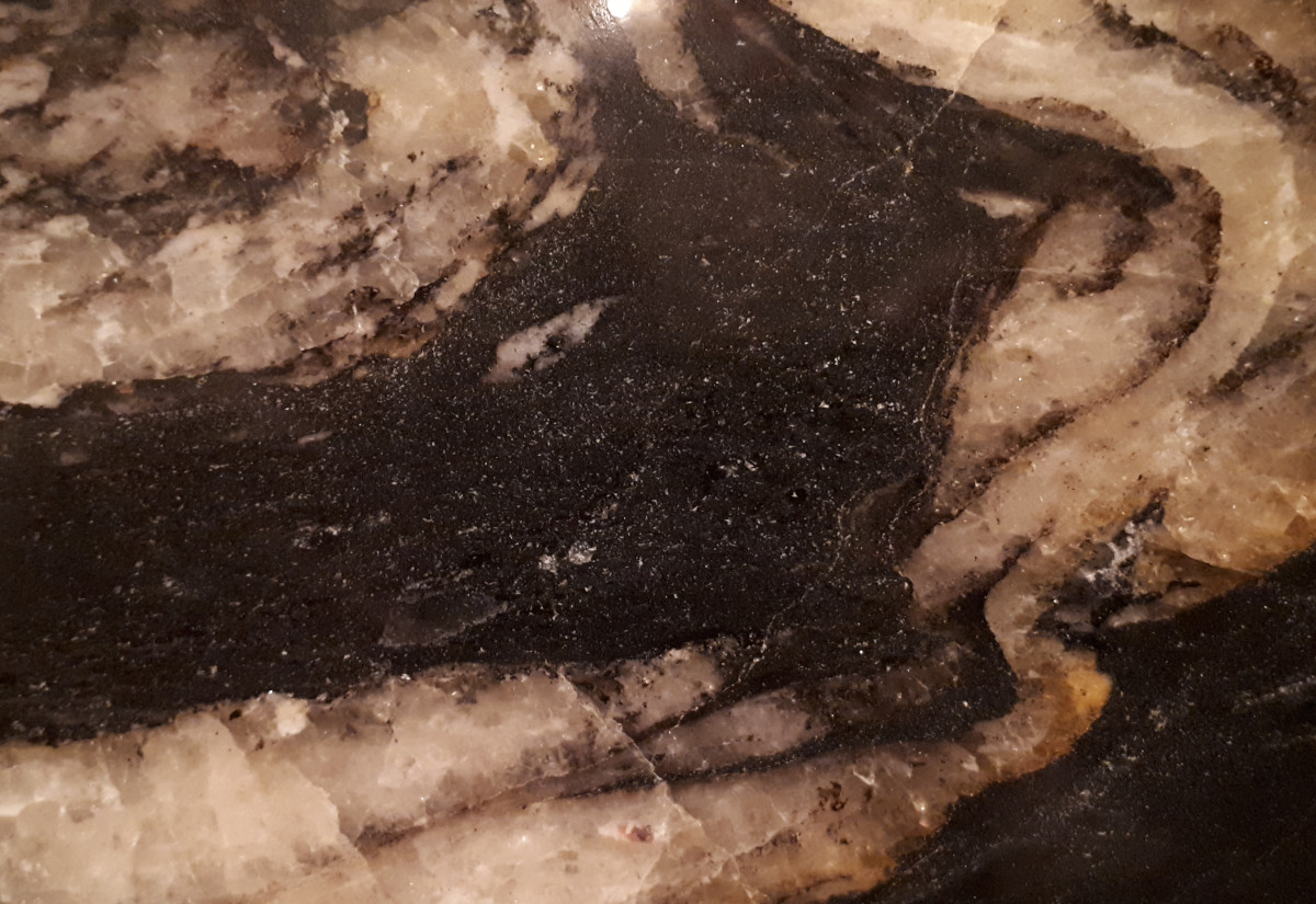 COSMIC BLACK Granit